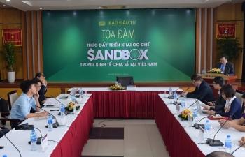 Thiếu Sandbox sẽ cản trở sáng tạo, đầu tư và gây thất thu quốc gia