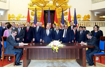 Quan hệ thương mại Việt – Mỹ hướng đến những thành tựu mới