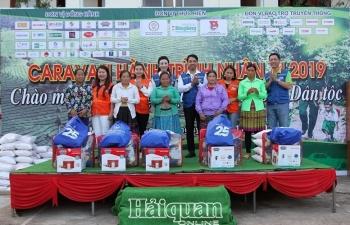 Cộng đồng doanh nghiệp Thủ đô tiếp động lực cho nhân dân, chiến sĩ biên giới