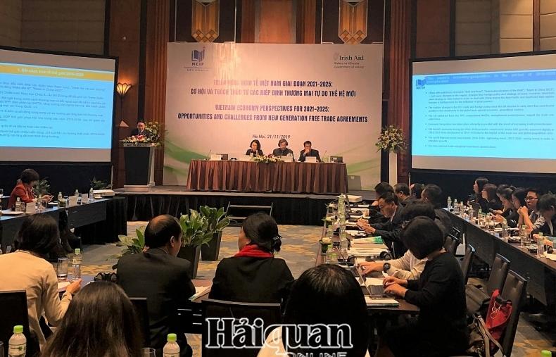 Giai đoạn 2021-2025: GDP Việt Nam dự báo tăng trưởng 7%/năm