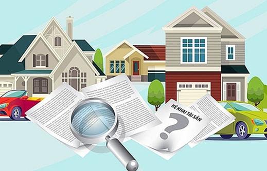 Kê khai tài sản, thu nhập không trung thực bị xử lý nặng