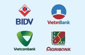 """Không được tăng vốn, 4 """"ông lớn"""" ngân hàng có nguy cơ dừng cấp tín dụng"""