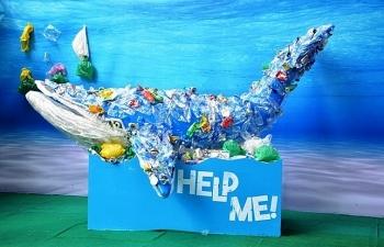 100% khu du lịch biển không sử dụng sản phẩm nhựa dùng 1 lần