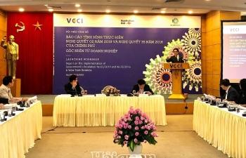 Chủ tịch VCCI: Hệ thống pháp luật vừa thông thoáng, vừa lủng củng