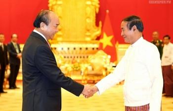 Thủ tướng Nguyễn Xuân Phúc kết thúc tốt đẹp chuyến thăm chính thức Myanmar