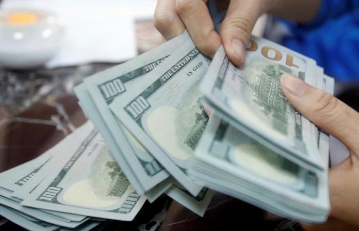 Tỷ giá giữa USD và VND giảm mạnh
