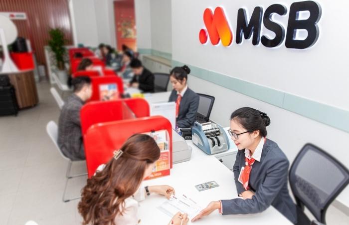 MSB dự định tăng vốn, chia cổ tức năm 2020 tỷ lệ 30%