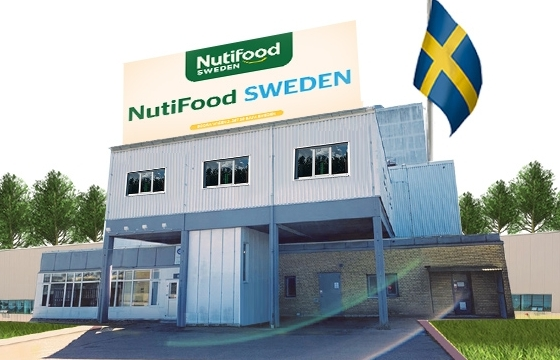 NutiFood nhận giải thưởng Sáng tạo Đổi mới Quốc tế 2020