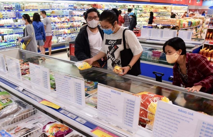 TPHCM đảm bảo đủ hàng hóa, an toàn thực phẩm dịp Tết