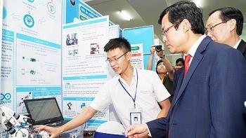 Khai mạc cuộc thi Khoa học kỹ thuật trung học cấp quốc gia khu vực phía Nam
