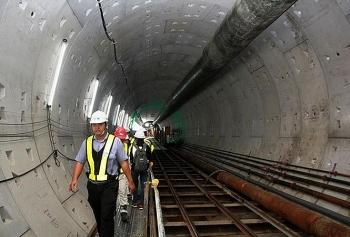 Tuyến Metro số 1 được tạm ứng hơn 2.000 tỷ đồng từ ngân sách