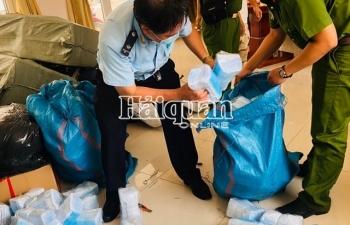 Tây Ninh: Khởi tố vụ vận chuyển trái phép gần 190.000 chiếc khẩu trang y tế