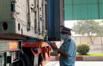 Nhiều phương án tạo thuận lợi cho lưu thông hàng hóa qua cửa khẩu Mộc Bài