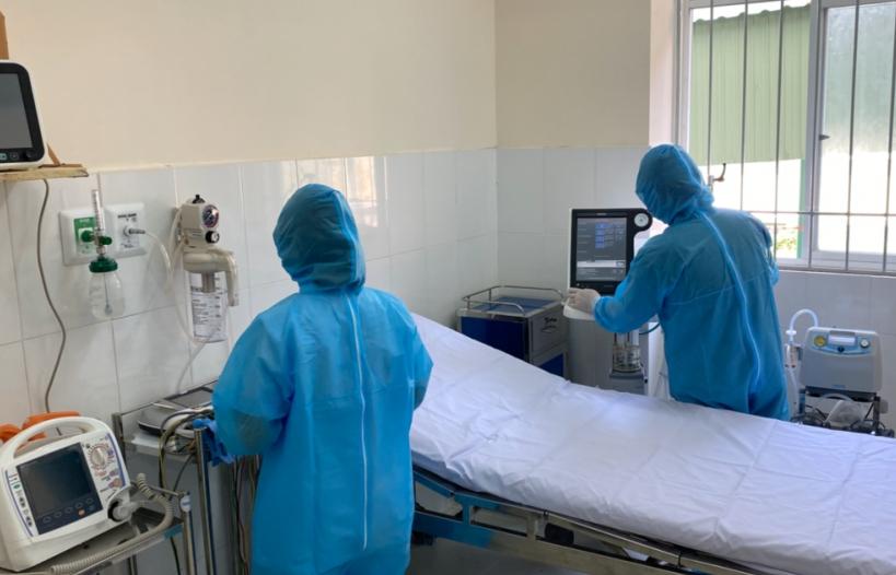 TPHCM sẽ đưa Robot vào khử khuẩn phòng cách ly bệnh nhân mắc Covid-19