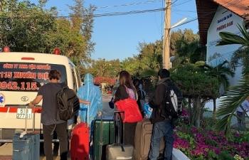TPHCM thêm 2 người từ Mỹ nhập cảnh tại sân bay Tân Sơn Nhất dương tính lần 1 với Covid-19