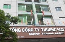 tong cong ty thuong mai sai gon thoai von 100 tai hai ngan hang va 17 cong ty