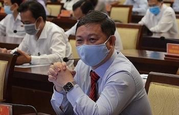 Ông Dương Anh Đức giữ chức Phó Chủ tịch UBND TPHCM