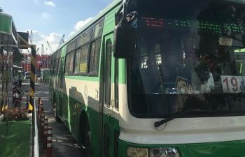 TPHCM tiếp tục tạm ngưng xe buýt, xe khách, xe taxi, xe công nghệ đến 22/4