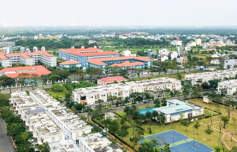TPHCM: Bất động sản thu hút đến 99,7% vốn đầu tư nước ngoài