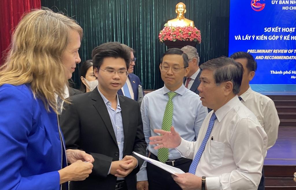 TPHCM nỗ lực cải thiện môi trường đầu tư trong năm 2021