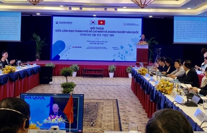 TPHCM nỗ lực cải thiện môi trường đầu tư cho doanh nghiệp Hàn Quốc