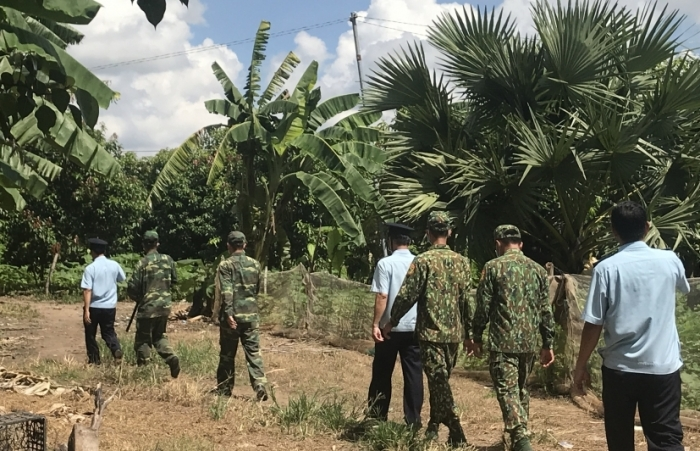 Chủ tịch tỉnh An Giang đốc thúc các lực lượng vào cuộc chống buôn lậu