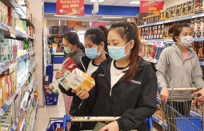 Siêu thị Co.opmart giảm giá 2.500 sản phẩm nhu yếu