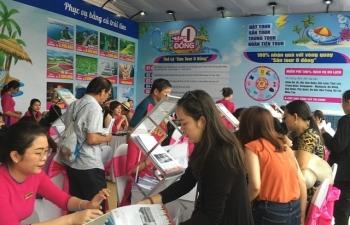 Ngày hội Du lịch TPHCM: Tour du lịch giá rẻ thu hút đông đảo du khách