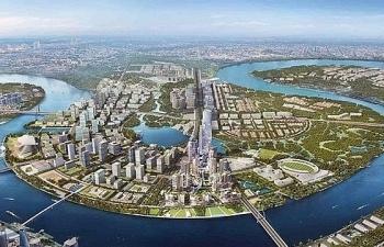 Công ty Đại Quang Minh được giao làm chủ đầu tư 3 lô đất tại Thủ Thiêm