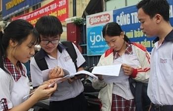 Một số lưu ý về kỳ thi tuyển sinh lớp 10 tại TPHCM năm học 2019-2020
