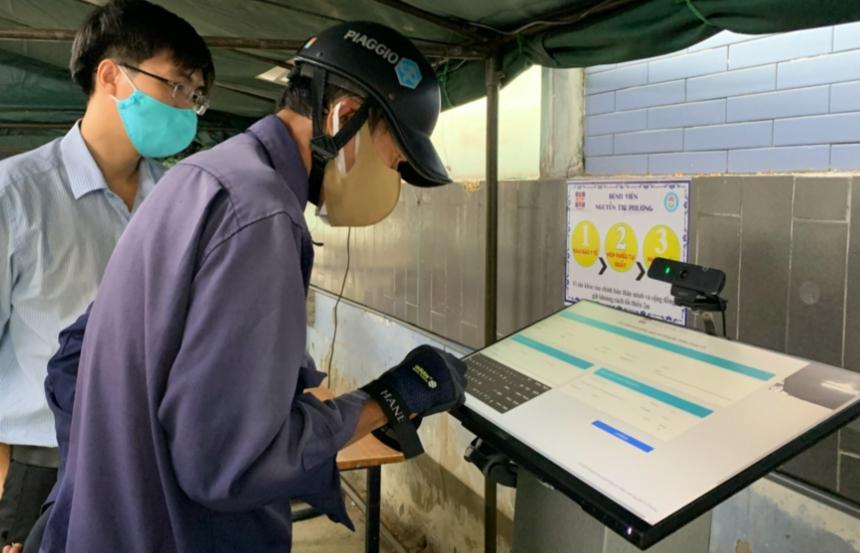TPHCM chính thức áp dụng khai báo y tế điện tử trên toàn địa bàn từ ngày 24/6