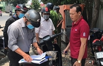 TPHCM kiến nghị tăng mức phạt không đeo khẩu trang khi ra đường