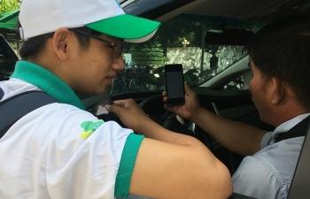 TPHCM: Xe taxi, xe công nghệ vẫn chưa được hoạt động trở lại