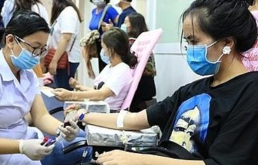 TPHCM vận động 10.000 người tham gia hiến máu tình nguyện