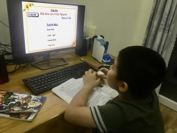 TPHCM nhiều khó khăn trong dạy học trực tuyến mùa dịch