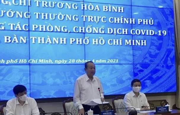 TPHCM: 2 ca nhập cảnh trái phép, khám tại Bệnh viện Từ Dũ