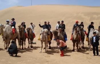 Đến Nội Mông, trải nghiệm đời sống du mục