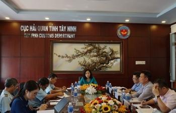 Hải quan Tây Ninh cần thực hiện tốt công tác phối hợp nâng cao hiệu quả chống buôn lậu
