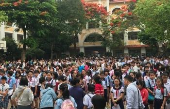 Trường THPT chuyên Trần Đại Nghĩa khuyến khích nộp hồ sơ khảo sát lớp 6 trực tuyến
