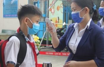 TPHCM: Tổ chức dạy học cả ngày thứ bảy khi học sinh quay lại trường