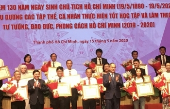 TPHCM tổ chức Lễ kỷ niệm 130 năm Ngày sinh Chủ tịch Hồ Chí Minh