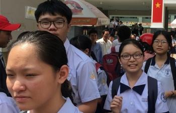 Nhiều điểm mới trong tuyển sinh lớp 10 tại TPHCM