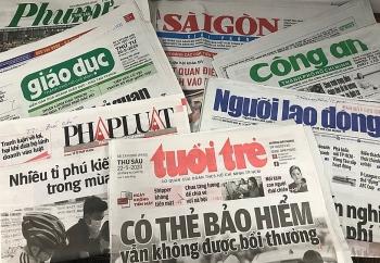 TPHCM còn 19 cơ quan báo chí sau khi sắp xếp lại