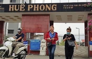 Hơn 2.200 lao động của Công ty Huê Phong được bố trí việc làm tại 8 công ty