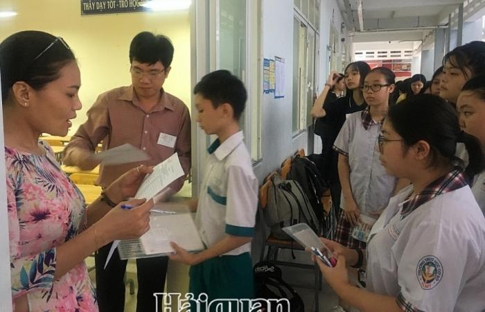 TPHCM: Đăng ký nguyện vọng một lớp 10 trường nào đông nhất?