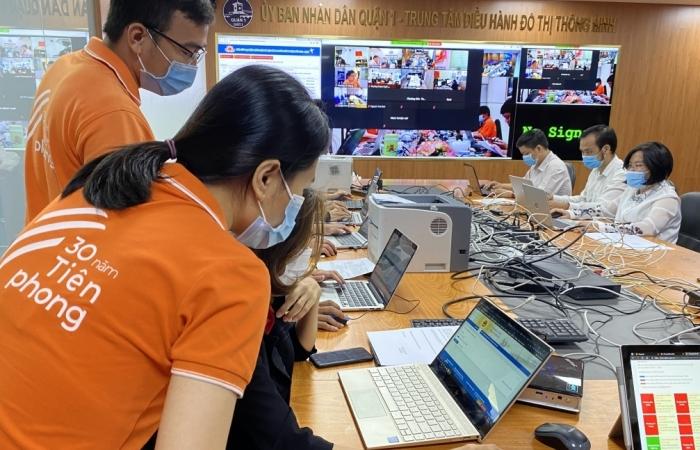 TPHCM triển khai ứng dụng công nghệ thông tin hỗ trợ bầu cử
