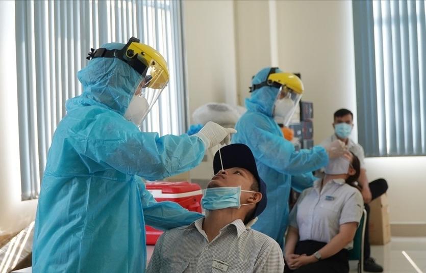 TPHCM kiểm soát chặt dịch bệnh tại các khu công nghiệp
