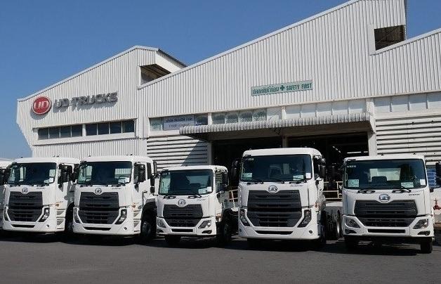 Thương hiệu xe tải hàng đầu Nhật Bản UD Trucks trở lại Việt Nam