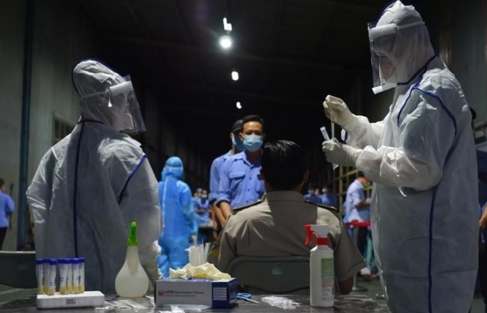 TPHCM xét nghiệm hơn 150.000 người liên quan hai cụm dịch lớn