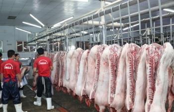 """Thiếu 200.000 tấn thịt lợn, 2 Bộ """"xắn tay"""" nhập khẩu ứng phó"""